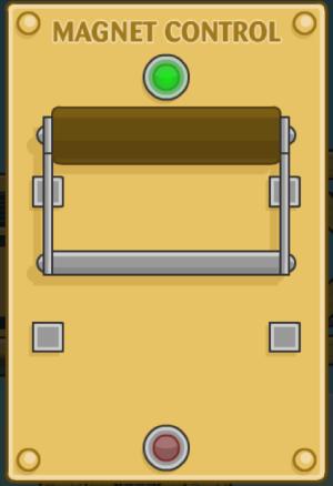 magnet control