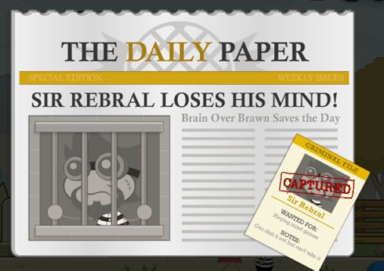rebral paper