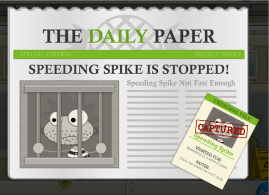 spike paper