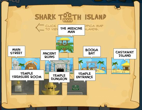 Poptropica Island Guide Mystery Of The Map
