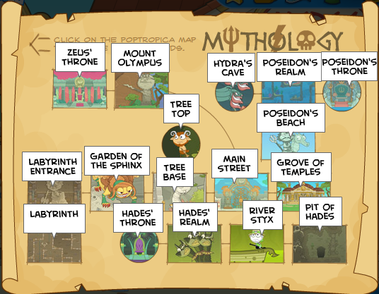 Poptropica Map Island Vikings Already Have Goblets
