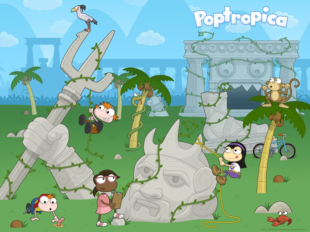 poptropicawallpaper2 jpg