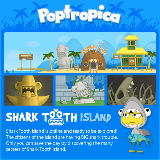 Poptropica Cheats For Islands