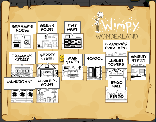 Greg Heffley Poptropica Wiki