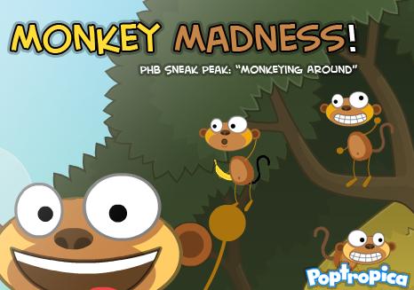 those damn monkeys