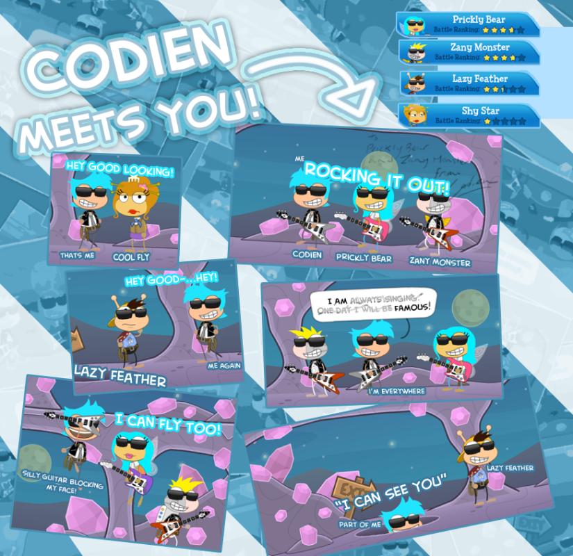 Codien meets you