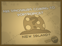 Webasaurs and new Islands?