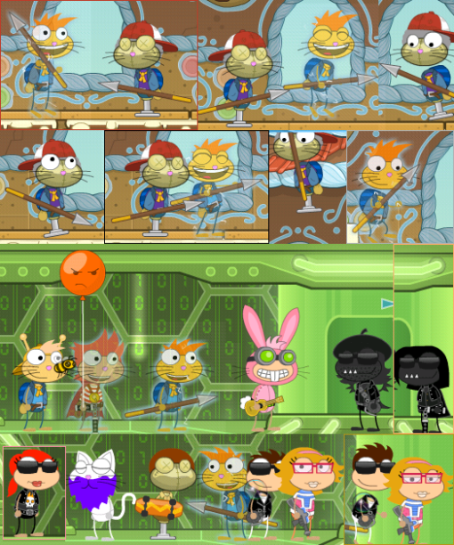 how to fly in poptropica
