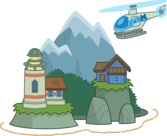 Image result for poptropica cryptids island photos