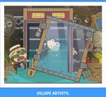 Escape artists.