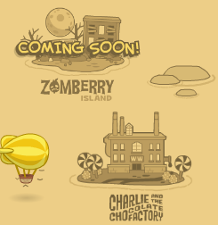 Charlie Zomberry Map