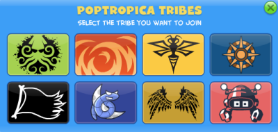 Select tribe