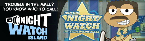 NightWatch banner