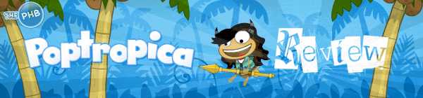 Poptropica review