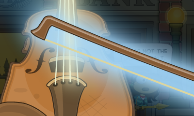 Violin Ghost Story
