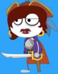 Vampire Pirate (Bony Laser)