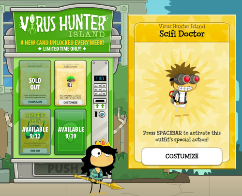 scifi doctor