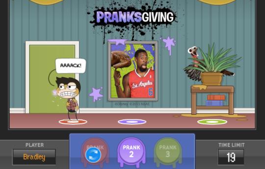 pranksgiving