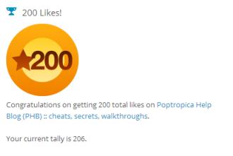 200likes