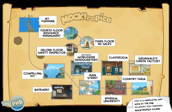 mocktropica map