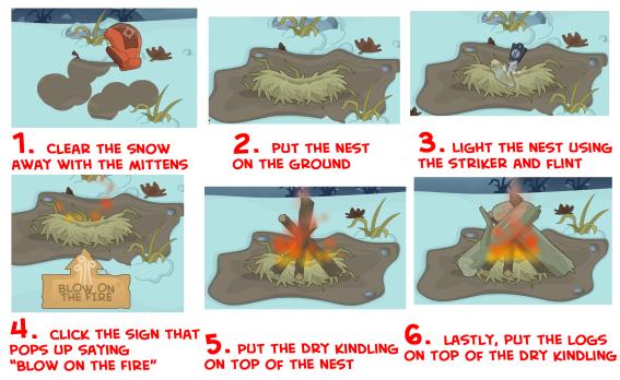 Poptropica survival island episode 5 guide