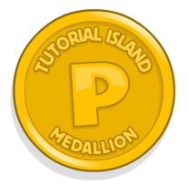tutorialislandmedal