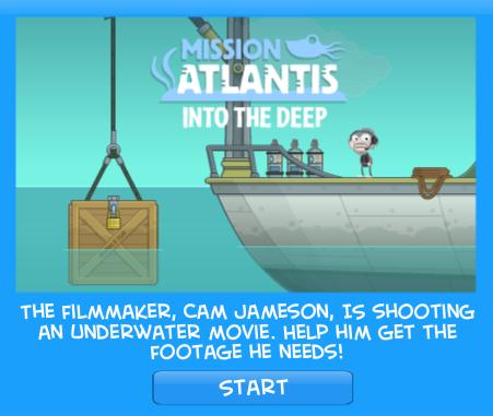 atlantis start