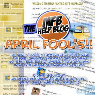 MFB April Fools