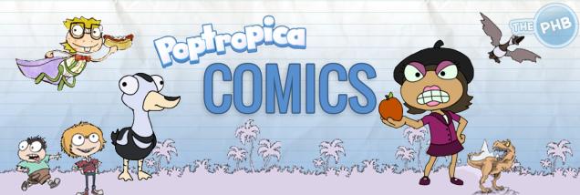 poptropicaComicsLogo