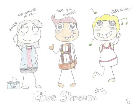 Art - Live Stream #5