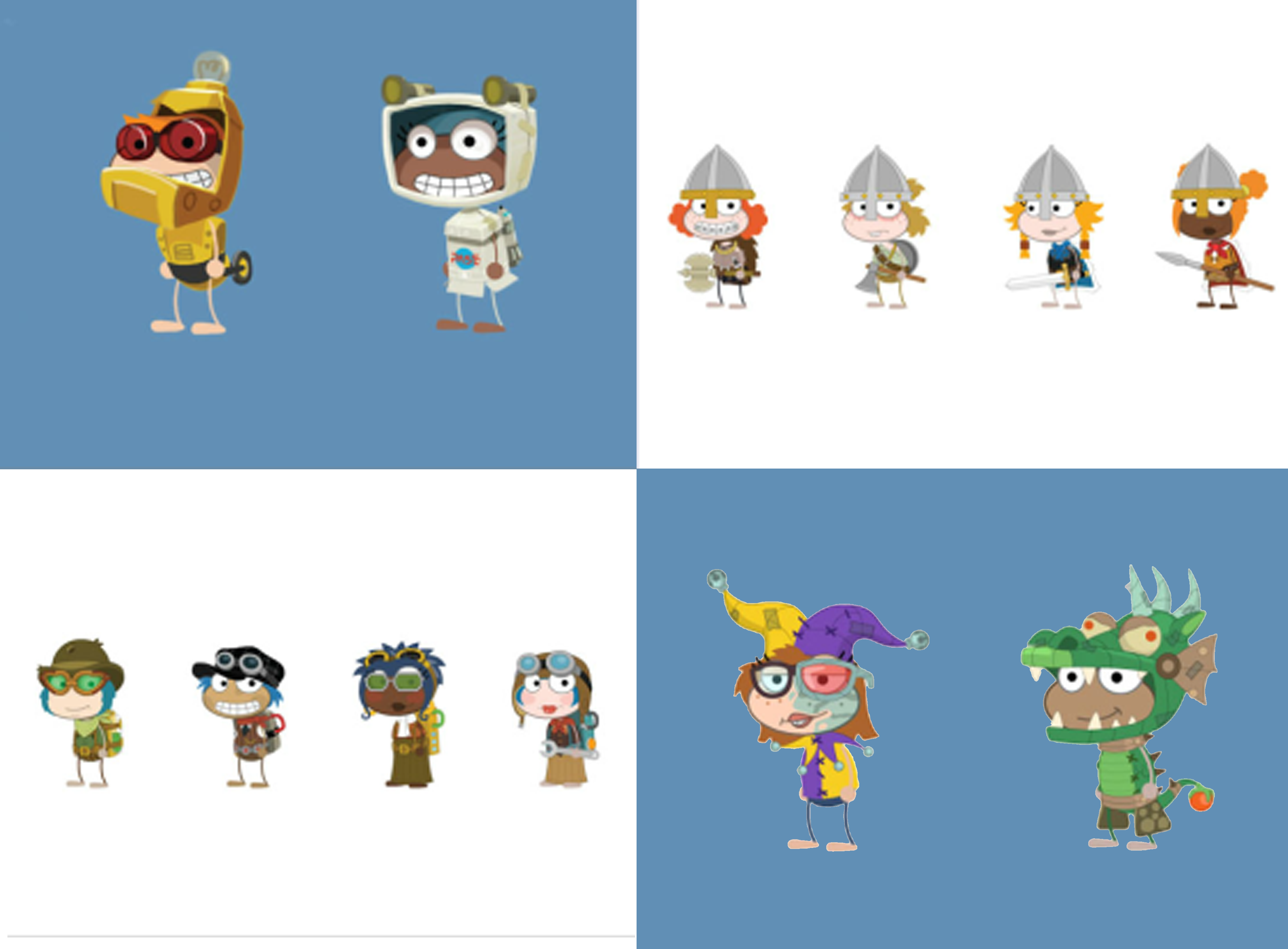Best Islands To Play On Poptropica
