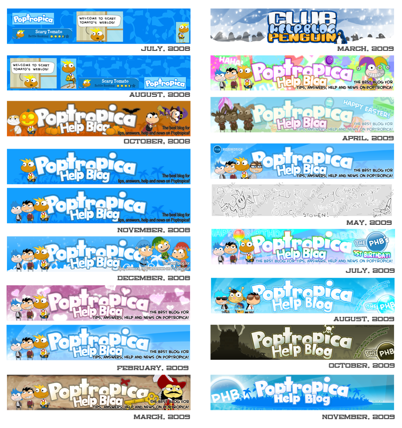 The_PHB__Header_Collection_by_Codien