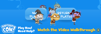 poptropicon out