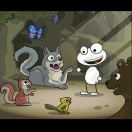 Animal Kingdom: Come to me, jungle friends.