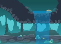 Undercurrents: Like this water, you may eventually find your own level.