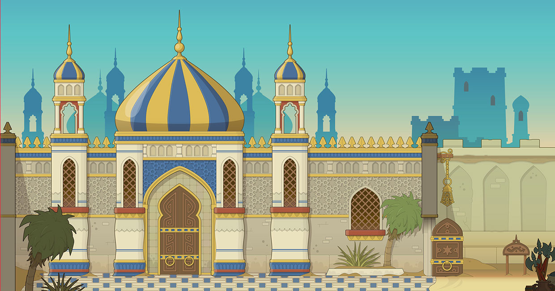 arabian nights palace