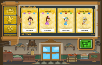 bundle shop