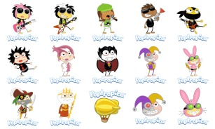 tattoos poptropica