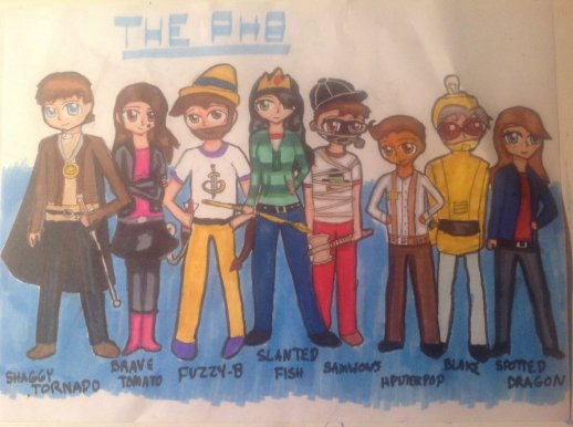 the_phb_crew__3_by_1313cookie-d7vlfm7