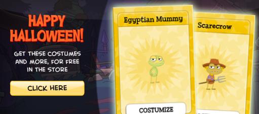 halloween2014 free costumes