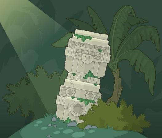 monkey ruins