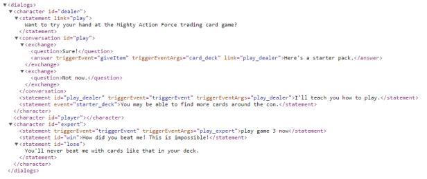 Poptropicon demo bts text 1