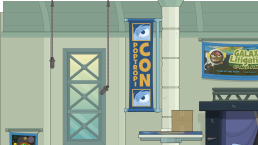 Poptropicon theater bts image 1