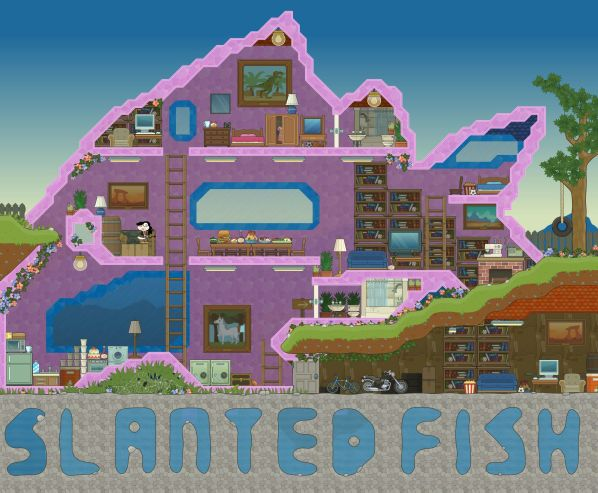 slantedfish land