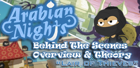 BTS - Arabian Nights 2