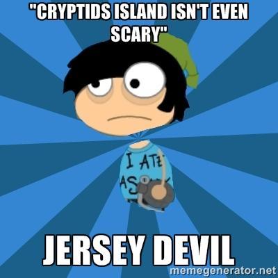 jersey devil meme