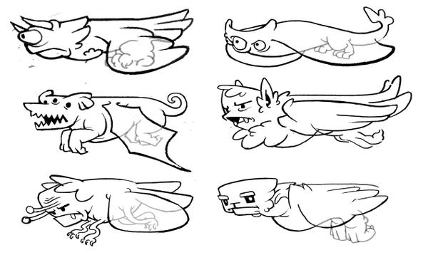 rejected alien designs