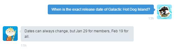 ghd dates