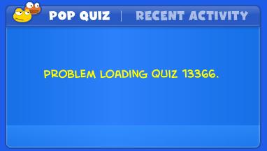 quiz-problem