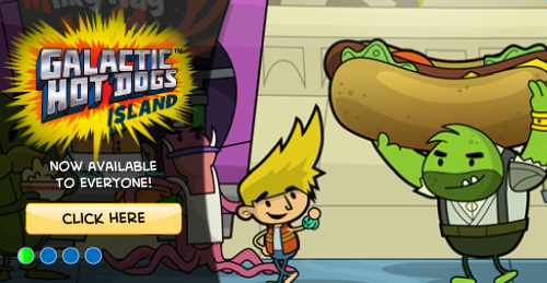 Cheats For Poptropica Galactic Hot Dogs